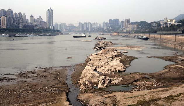 China Energy Crisis