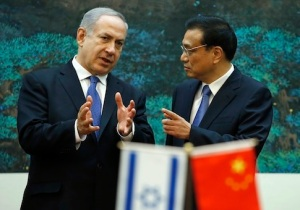 Benjamin Netanyahu, Li Keqiang